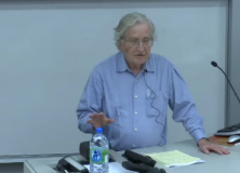 Chomsky on Language Evolution