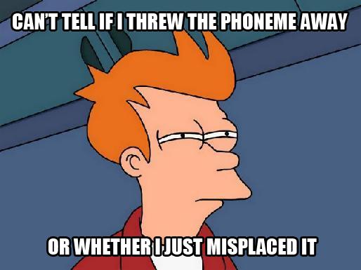 Fry Phoneme