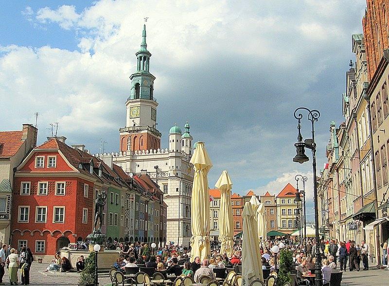 Poznań, Stary Rynek (3)