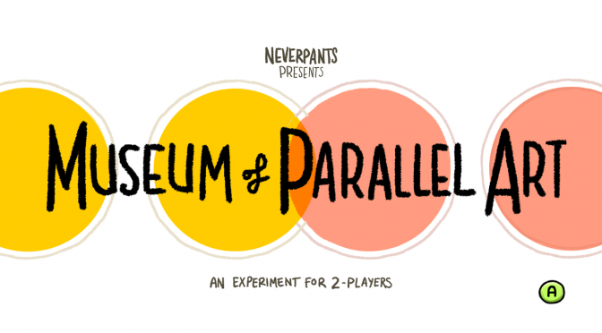 Language Games with the Museum of Parallel Art