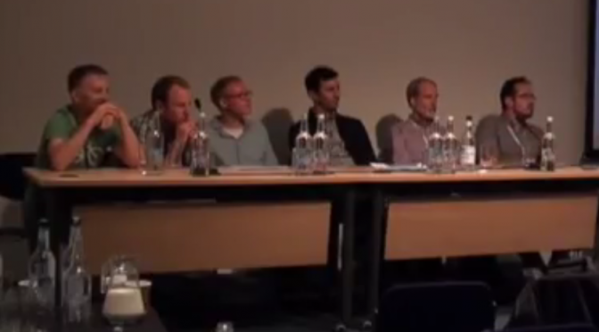 Videos from the The Evolution of Phonetic Capabilities Satellite Event